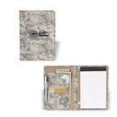 Custom Digital Camo Padfolio, Personal Jotter, Notebook, 6