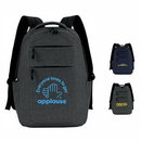 Premium Laptop Backpack, Personalised Backpack, Custom Logo Backpack, Printed Backpack, 12.25