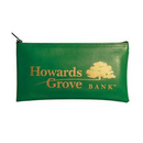 Custom Horizontal Bank Bags (10-1/2