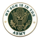 Custom Military - U.S. Army Son Pin, 1