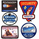 Custom Full Color Sublimated Patches (2-1/2