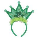 Custom Shamrock Tiara Headband