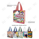 Small Quantity Custom All Sides Laminated Bag, Fast Delivery & FREE Shipping, 9 1/2