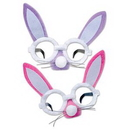 Custom Plush Bunny Glasses