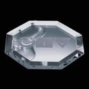 Custom Sloane Octagonal Mirror Coaster, 4