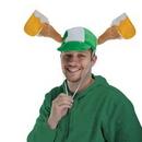 Custom Plush St. Patrick's Day Mugs Cap