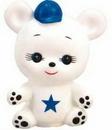 Custom Rubber Bear