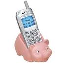 Custom Pig Cellphone Holder