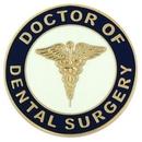 Custom Doctor Of Dental Surgery Pin, 1