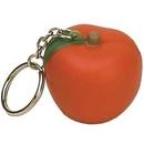 Custom Apple Stress Reliever Key tag