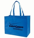 Custom Extra Large Non-Woven Tote Bag, 22