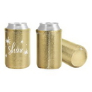 Custom Liam Metallic Neoprene Can Insulator, 4.25