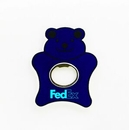 Custom Bear Shape Bottle Opener with Magnet
