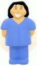 Custom Nurse Woman, 3.5