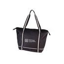 Custom The Generous Tote Bag - Black, 16.5