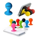 Custom Silicone Ball Suction Phone Stand/ Holder, 1 7/10
