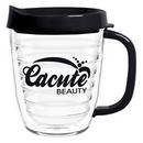 Custom 12 Oz. Acryline Coffee Mug, 4 7/8