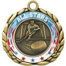 Custom Quali-Craft Hockey Medallion