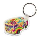 Custom VW Van Key Tag