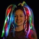 Blank LED Rainbow Diva Dreads