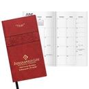 Custom Duo Essence Work Monthly Pocket Planner, 3 5/8