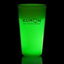 Custom 16 Oz. Green Glow Cup