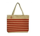 Custom Jute Tote Bag, 14
