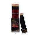 Custom Create-A-Pack Pencil Set of 6 - FCD Round Pioneer Pencils, 2 1/2