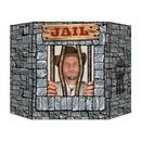Custom Western Jail Photo Prop, 37