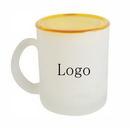 Custom Glassware Cup, 3 1/8