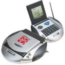 Custom Multi Function Fm Scanner Radio W/ World Time Alarm Clock, 5