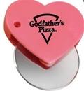 Custom Heart Shape Pizza Cutter, 3 5/8
