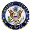 Custom U.S. Senate Seal Pin, 1