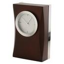 Custom Executive Wood Clock (3 1/8