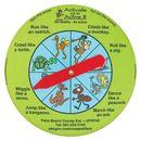 Custom Round Spinner Button (6