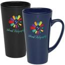 Custom 16 Oz. Hdi? Cafe Color Mug, 5.125
