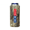 Custom Mossy Oak Camo Premium Collapsible Foam Tall Boy / Energy Drink