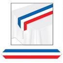 Custom Printed Patriotic Table Runner, 11