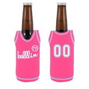Custom Eco Sleeveless Jersey Bottle Cover, 1/8