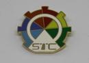 Custom Lapel Pins Die Struck Hard Enamel - 4 Colors (0.75'')