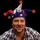 Blank Light Up Jester Hat