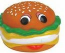 Custom Rubber Hamburger
