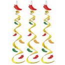 Custom Chili Pepper Whirls, 30