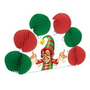 Custom Elf Pop Over Centerpiece, 10