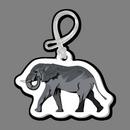 Custom Elephant (Wild) Bag Tag