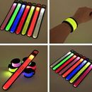 Custom Light Up Slap Wristband, 12 2/5