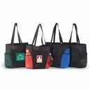 Custom JUMBO POCKET TOTE, , Grocery Tote Bag, Shopping Tote, Resusable Grocery Bag, 17.5
