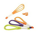 Custom Twister Collapsible Whisk, 11 1/2