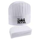 Custom Disposable Chef Hats, 9.45