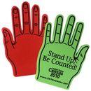 Custom Foam Hand - 5 Finger